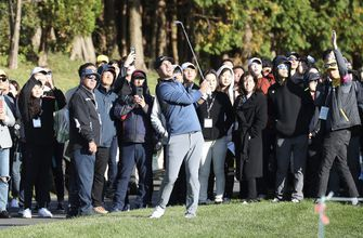 Koepka keeps alive chances for No 1, leads by 4 in SKorea