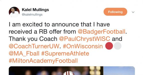 A breakdown of recent 2020 Wisconsin offers