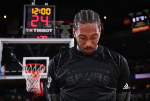 Report: Cavaliers 'Making Calls' About Kawhi Leonard