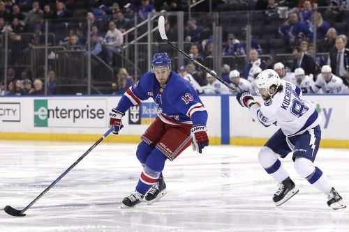 Rangers now pivot to players who will determine this season