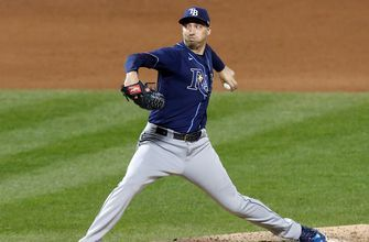 Watch all nine Blake Snell strikeouts vs. Blue Jays in Rays' Game 1 win