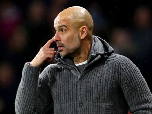 Guardiola unconcerned by prospective heavy schedule for Manchester City in title race