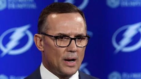 Red Wings announcement today could see Steve Yzerman named general manager