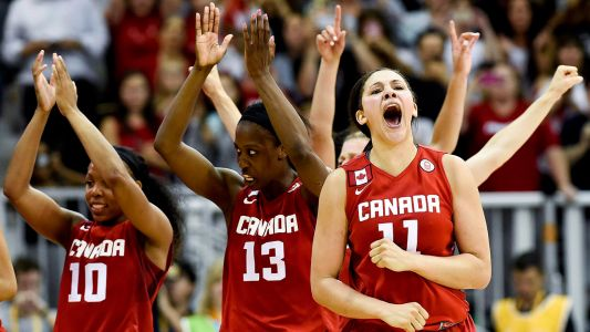 Canada ready to catch wave of success at FIBA Women's World Cup