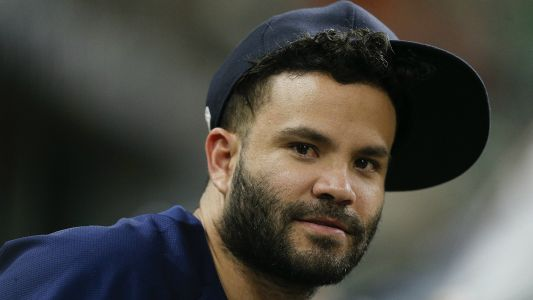 MLB postseason 2018: A.J. Hinch says Jose Altuve would be out with injury if this were regular season