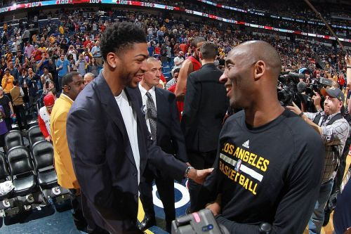 Kobe Bryant: 'If You Can Trade for Anthony Davis, You Do it'