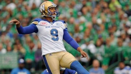Justin Medlock hopes to give Bombers a big boost vs. Stampeders