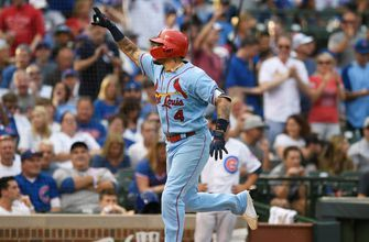 Molina, DeJong homer in ninth inning, giving Cardinals 9-8 win over Cubs