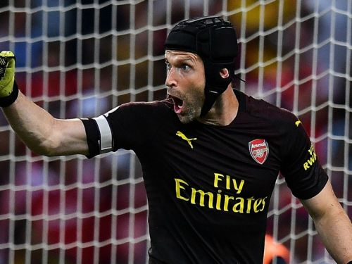 'The decision is easy' - Emery gives Cech derby backing