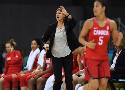 Canada takes aim at women's basketball World Cup medal