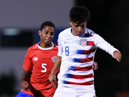 Mendez shines as U.S. Under-20s continue Concacaf domination