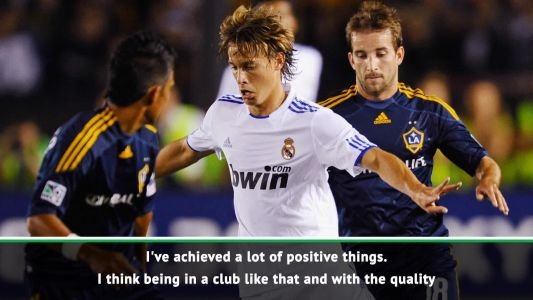 Joining a club like Real Madrid helps you grow - Sergio Canales