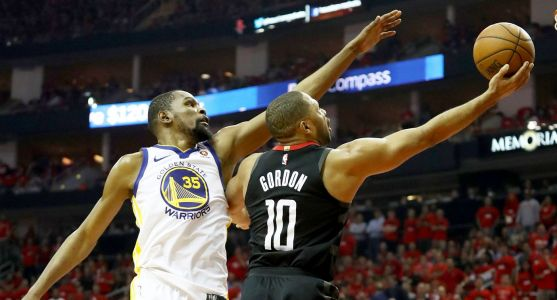 It's a series! Rockets launch back into West finals