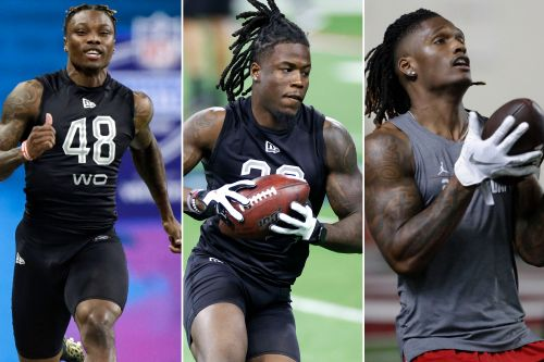 Top 103 prospects for the 2020 NFL Draft