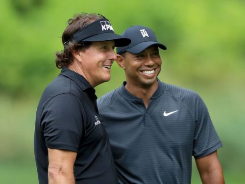 'We're better together than apart': How Tiger Woods and Phil Mickelson became golf's odd couple
