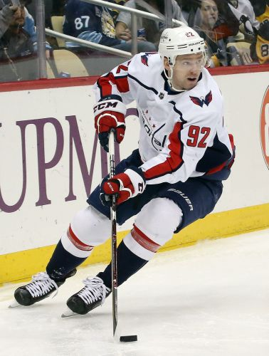 Capitals' Evgeny Kuznetsov suspended four years by IIHF for positive cocaine test