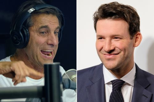 Chris Russo blasts Tony Romo over his NFL analysis: 'He never shuts up'