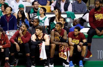 Cavs face elimination after Celtics take 3-2 series lead in Game 5