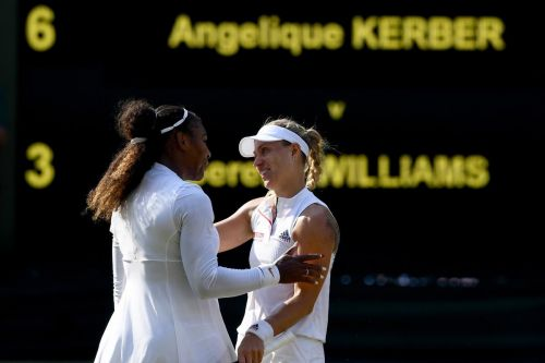Angelique Kerber defeats Serena Williams to win first Wimbledon title