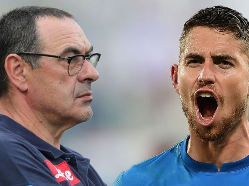 Pass-master Jorginho the perfect signing to usher in the Sarri era at Chelsea