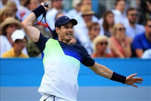 Andy Murray looks for more matches ahead of Wimbledon as he takes a wildcard into Eastbourne