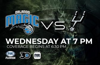 Preview: Magic set sights on 3rd straight win, grabbing rare season sweep of Spurs