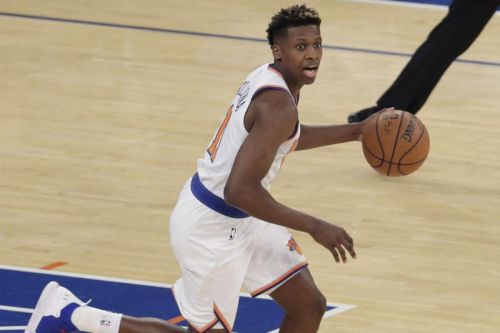 Magic, Knicks headed in opposite directions