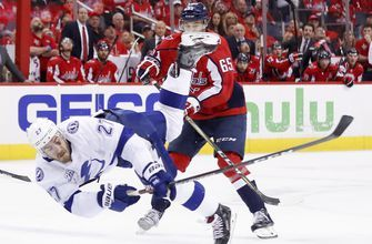 Lightning blanked by Capitals as Eastern Conference Final heads for a do-or-die Game 7