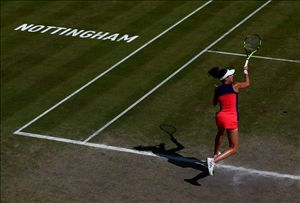 WTA Nottingham 2018 Live Stream: Watch and bet on tennis live from Nottingham