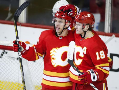 Calgary Flames might be West's best bet to win Stanley Cup