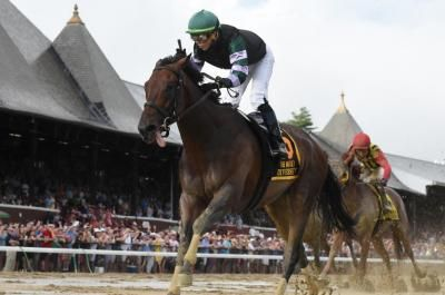 UPI Horse Racing Roundup: Diversify wins the Whitney