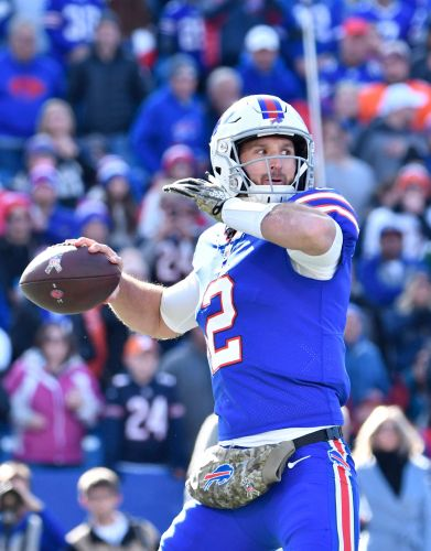 Nathan Peterman released by Buffalo Bills, ending one of NFL's most infamous QB tenures