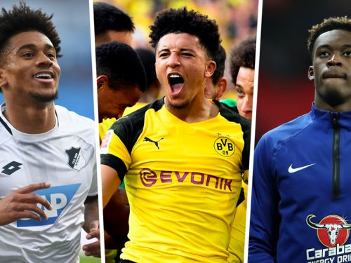 ​Sancho, Nelson and Hudson-Odoi next? The invasion of Europe by English youngsters