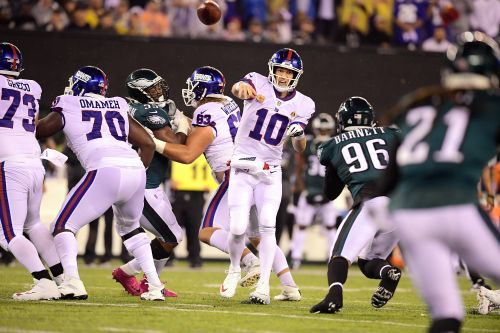 Giants won't get better chance for revenge against hated rival