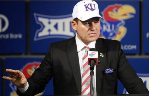 From the SEC to the Big 12: KU Hires Les Miles