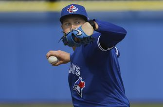 Hard-throwing Pearson one of many talented young Blue Jays
