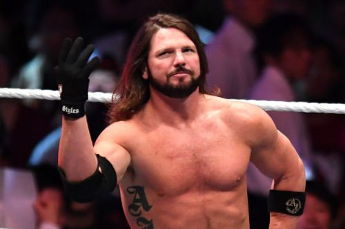 A.J. Styles on Wrestlemania 36, a 'different' Undertaker feud and his last WWE contract