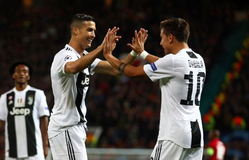 Ronaldo wins again at Old Trafford as Juve beats United 1-0