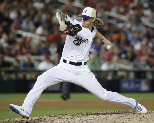 Brewers all-star Josh Hader 'deeply sorry' for racist and homophobic tweets