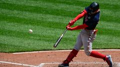 Red Sox Outfielder Alex Verdugo Reacts To Highlight-Filled Doubleheader