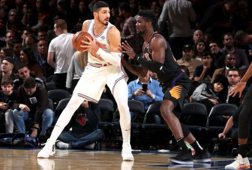 Report: Knicks and Kings Discussing Enes Kanter-Zach Randolph Trade