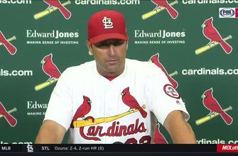Matheny when asked if team's energy is where he wants it: '100 percent'