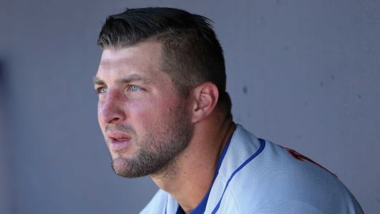 Tim Tebow expected to be back in Mets organization next season