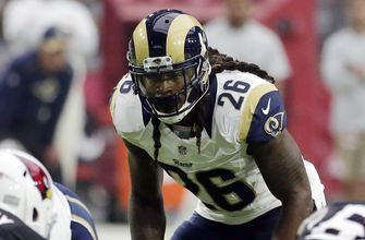 Steelers sign former Rams LB Mark Barron to 2-year deal