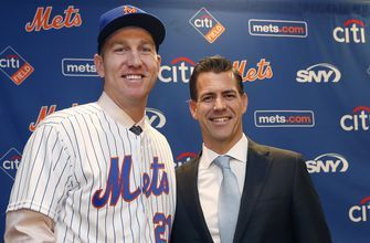 Agent Van Wagenen, Melvin, Bloom Mets' GM finalists