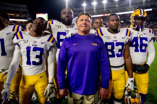 LSU's Ed Orgeron in position to reach at least $1.7 million in bonuses