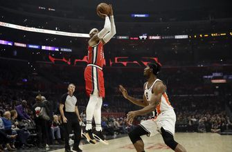 Blazers give Carmelo Anthony a guaranteed contract