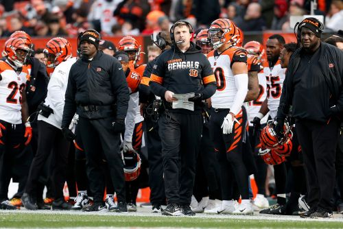 Patriots' video allegedly contains 'eight minutes' of Bengals' sideline