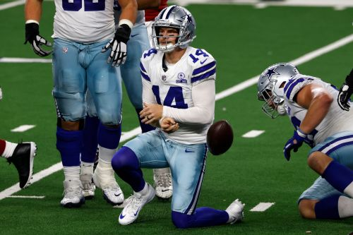 Cowboys come undone, suffer blowout loss to Cardinals in first game without Dak Prescott