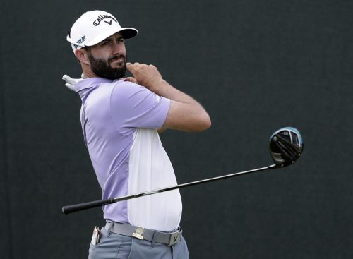 Adam Hadwin embraces monsoon to prepare for Open's Car-nasty conditions